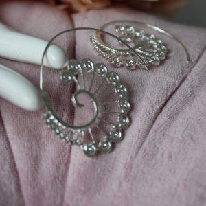 boucles d'oreille bohème