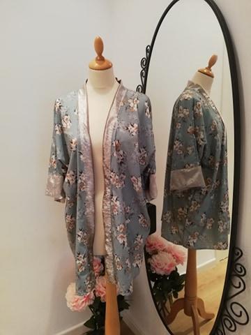 Kimono - japonisant - taille unique