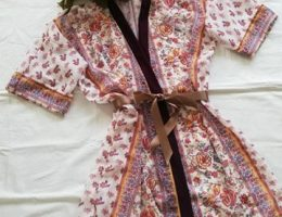 kimono bohème